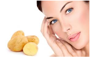 Potato for face and skin - Homeremediestipsideas