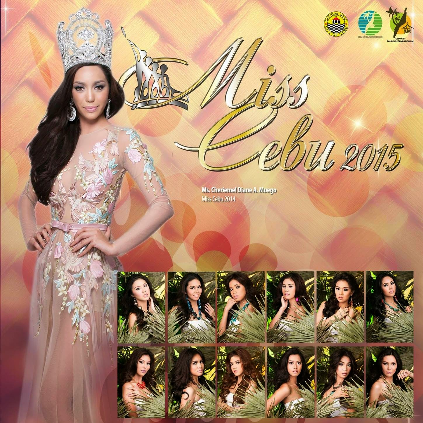 REVVING UP CEBU: Miss Cebu 2015 Coronation Night