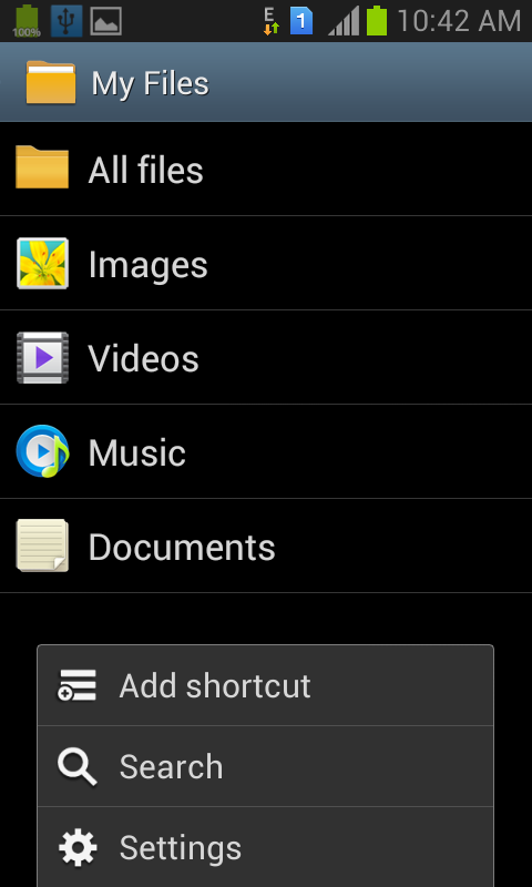 How to Find and Recover Hidden Files/Folders on Android ...