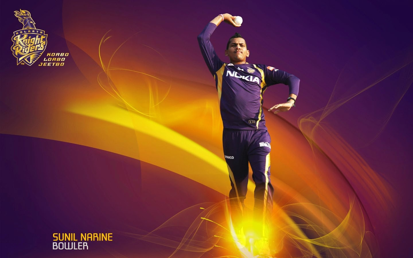 Hd Kolkata Knight Riders Kkr Full Hd Wallpapers Desktop