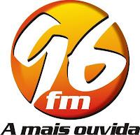 Rádio 96 FM de Maceió - AL ao vivo, ouça a melhor rádio de Alagoas