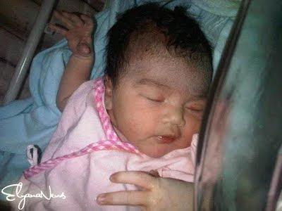 Gambar Anak Pertama Elyana