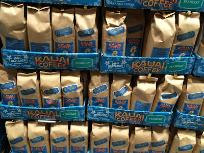 Kauai Coffee Company Peaberry Coffee: 100% Hawaiian