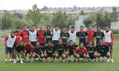 Spanish Football U-21 Squad