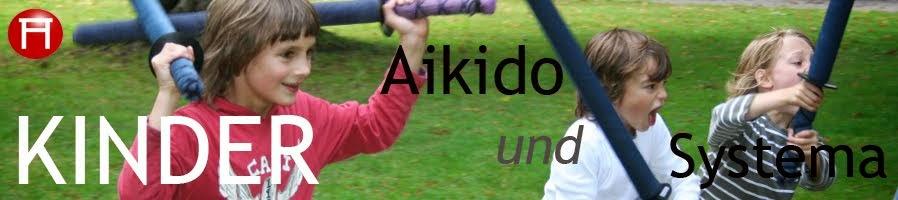 Kinder Aikido und Systema