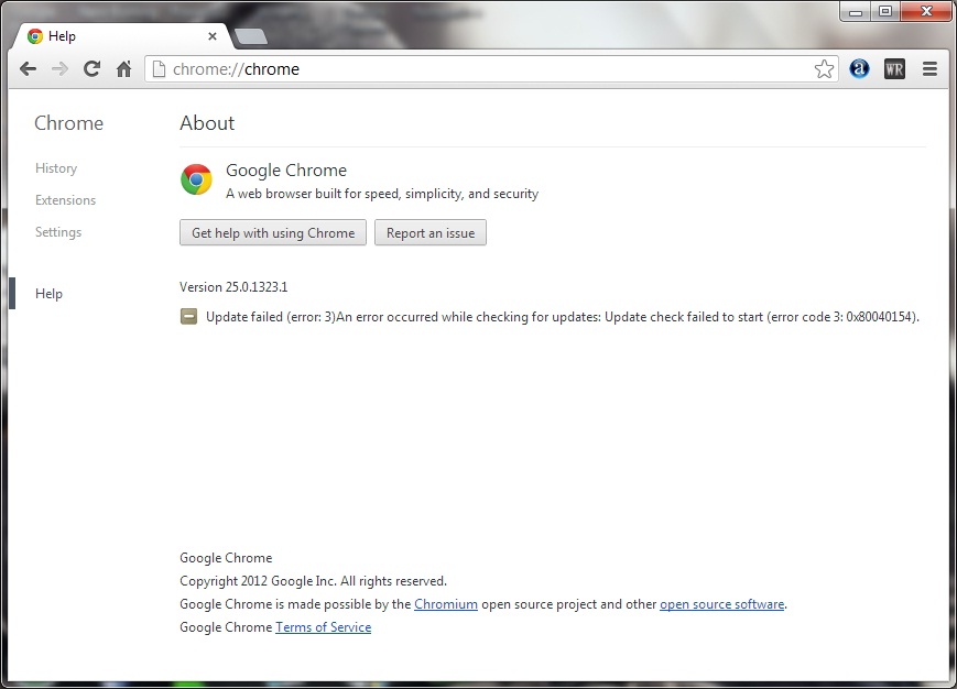 how to get out of private browsing mode google chrome