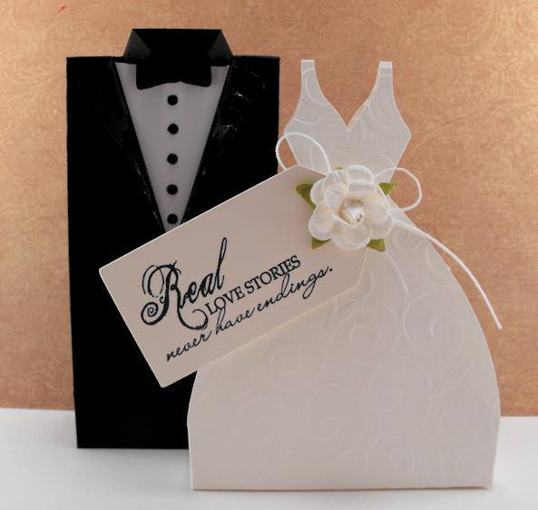 Brides Box: My Craft Spot: Bride & Groom Box