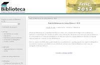 Rede de Bibliotecas da Justiça Eleitoral - REJE