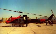 UH-1H  Antártico