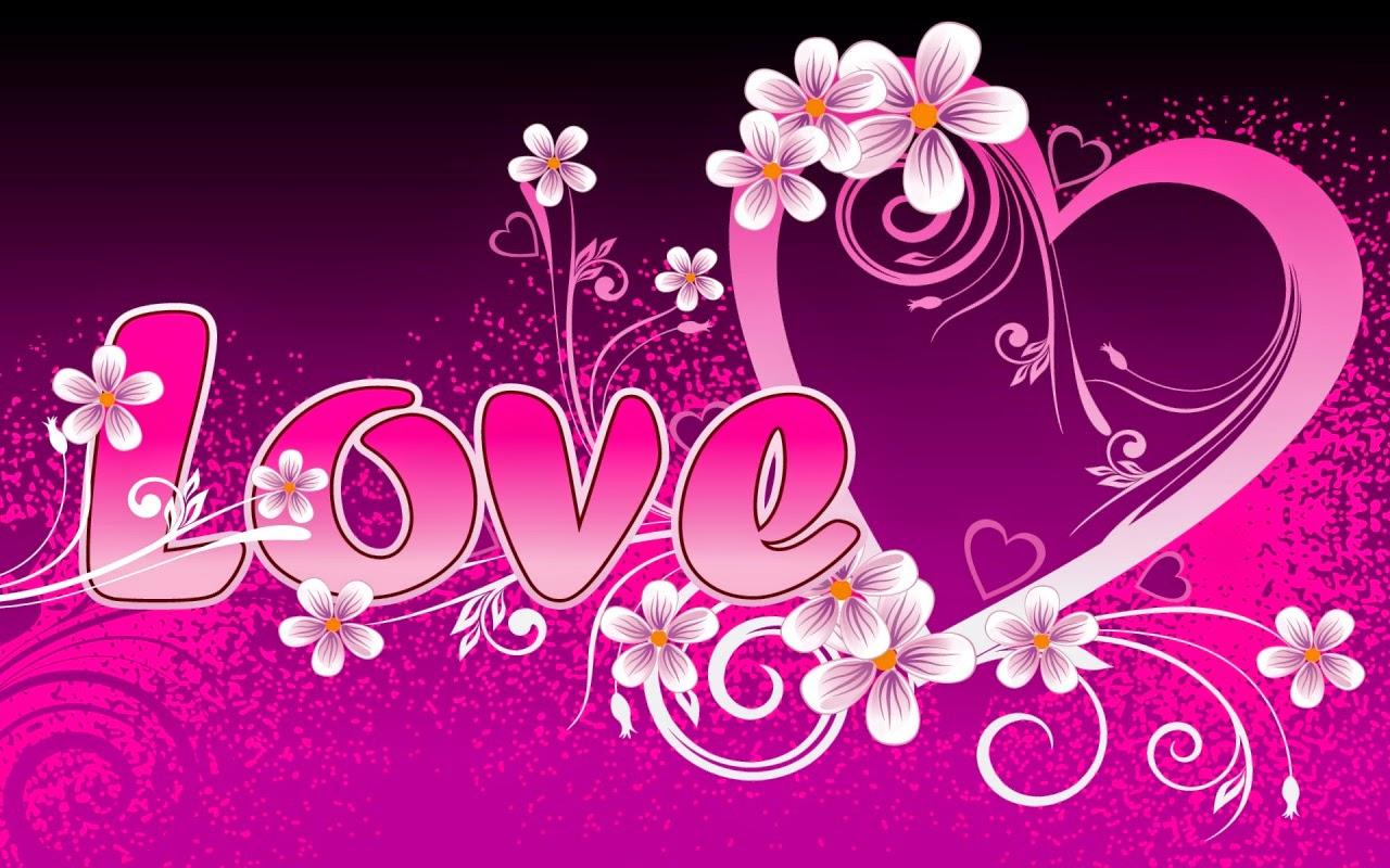 Hình nền tình yêu cực đẹp dễ thương & thơ mộng