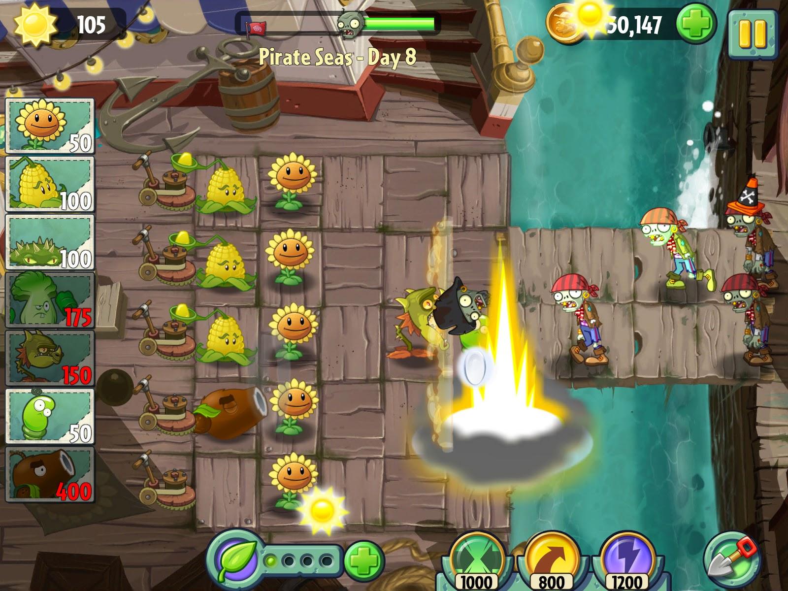 Ayo main tapi di dulu game plants vs zombie android gratis