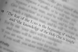 Wisdom begins here...