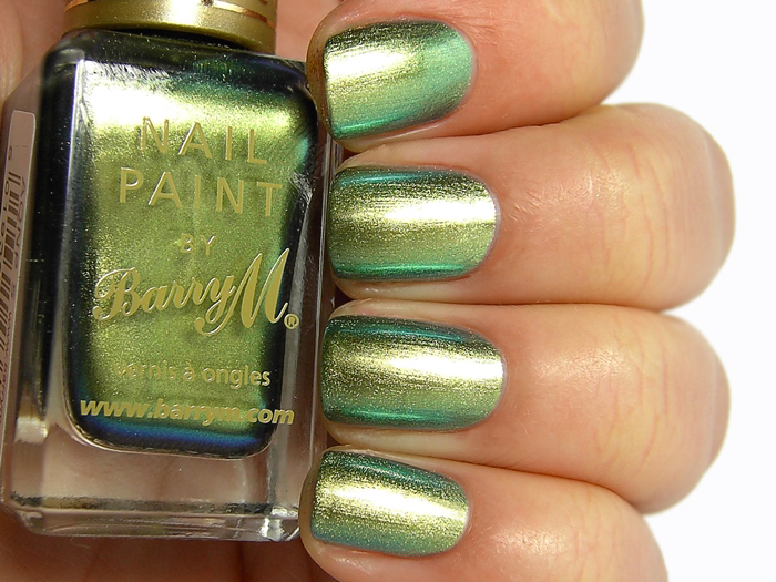 Barry M Aquarium Nail Effects - Arabian