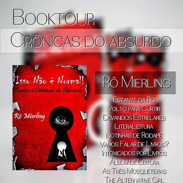 Booktour Crônicas do Absurdo