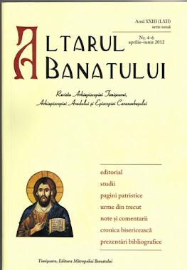 Revista Altarul Banatului