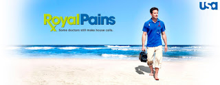Royal Pains - 5.01 - Hank Watch - Preview