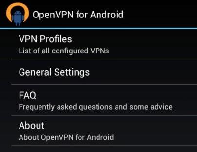 Cara Setting dan Menggunakan VPN Di Android a