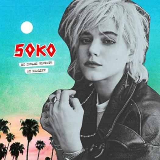 Volvé a los 80s con el nuevo disco de Soko