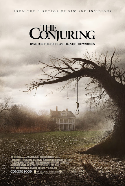 Movie review the conjuring finding bliss in books