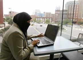 CARA PEMBELIAN PURDAH @ NIQAB SECARA ONLINE.
