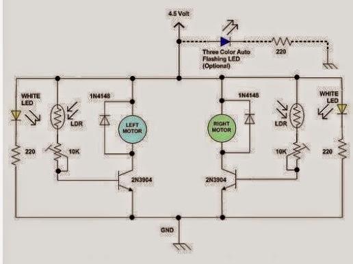 Circuits Diagrams Electricalcorecircuits