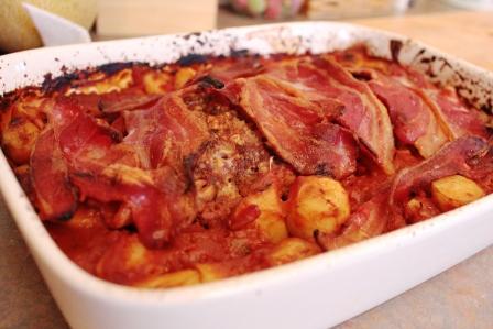 Pot-Roast Meat Loaf Recipe — Dishmaps