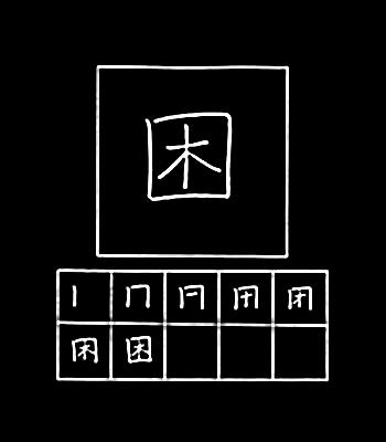 kanji bermasalah