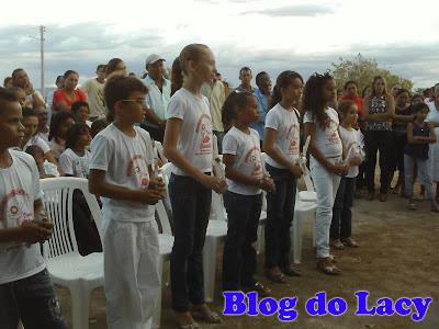 FESTA DO PADROEIRO DA COMUNIDADE DO SÃO JOÃO, LIMA CAMPOS