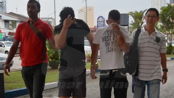 Dua lelaki campak duit dan maki penguatkuasa MBPP wanita ditahan
