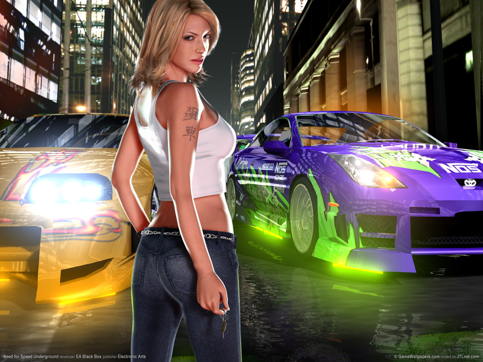 Descargar gratis juegos need for speed underground 2 full for Need for speed gratis