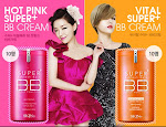 HOT PINK BB CREAM KOREA