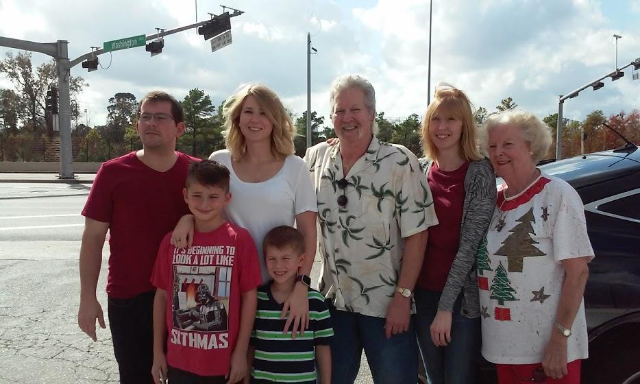 My Family, 12/24/2016
