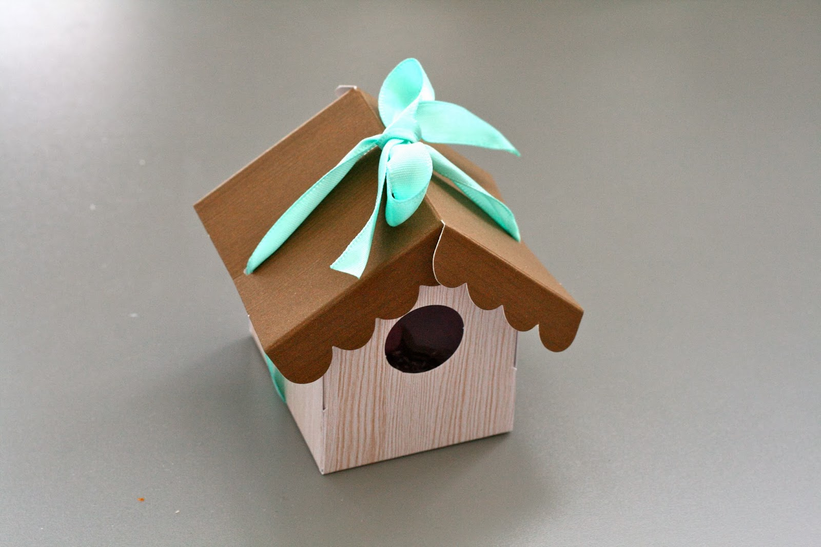 Ms Mi Mo Wedding Favour Box Brides Bird House