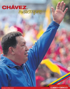 """Descarga y lee : """"Chavez por siempre"""" edicion especial del """"Correo del Orinoco"""""""