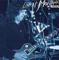 A la venta en CD y DVD Gary Moore Live At Montreux