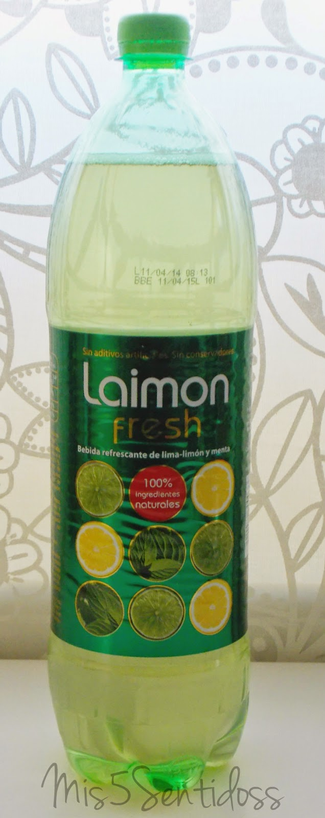 Degustabox Laimon Fresh