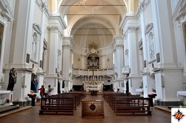 Montepulciano, chiesa di Sant'Agostino