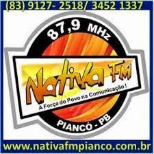 RÁDIO NATIVA FM - PIANCÓ
