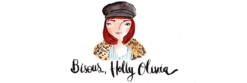Bisous, Holly Olivia