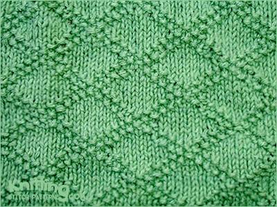 Openwork Lace Knitting Stitches