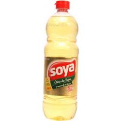 óleo de sója