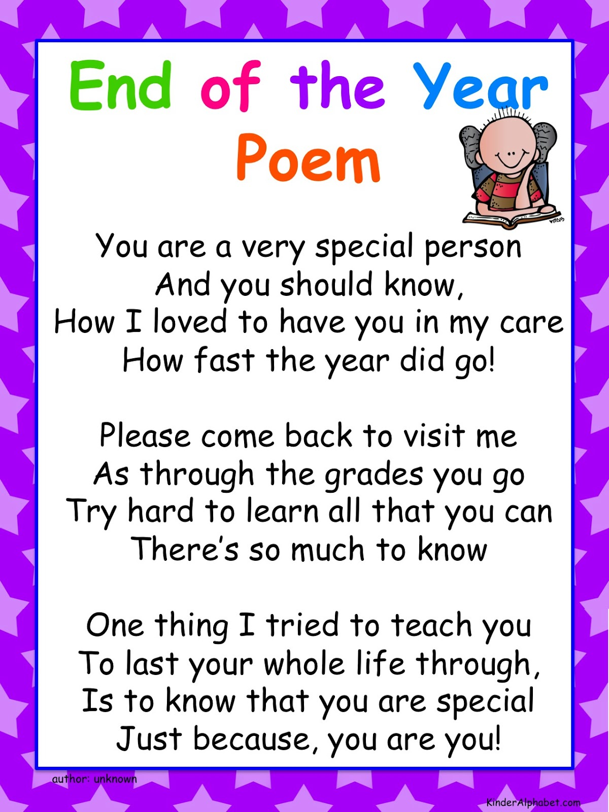 the teachers poem