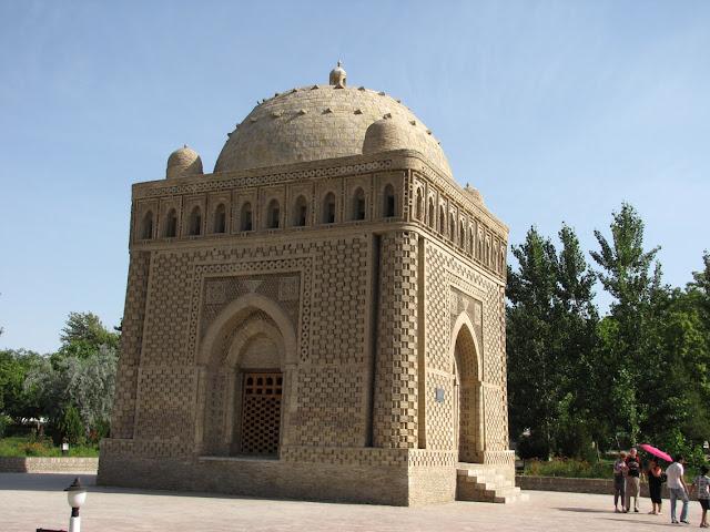 Uzbekistán, Bujara - mausoleo Ismail Samani
