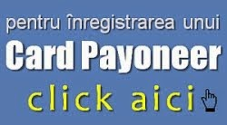 Inregistrare Payoneer