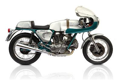 1972 Ducati Imola Racer Replica