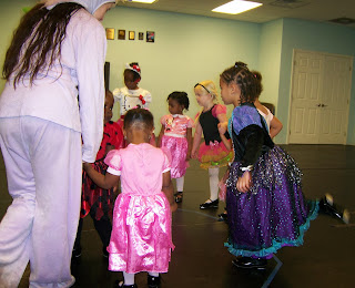 charlotte dance school weekly events