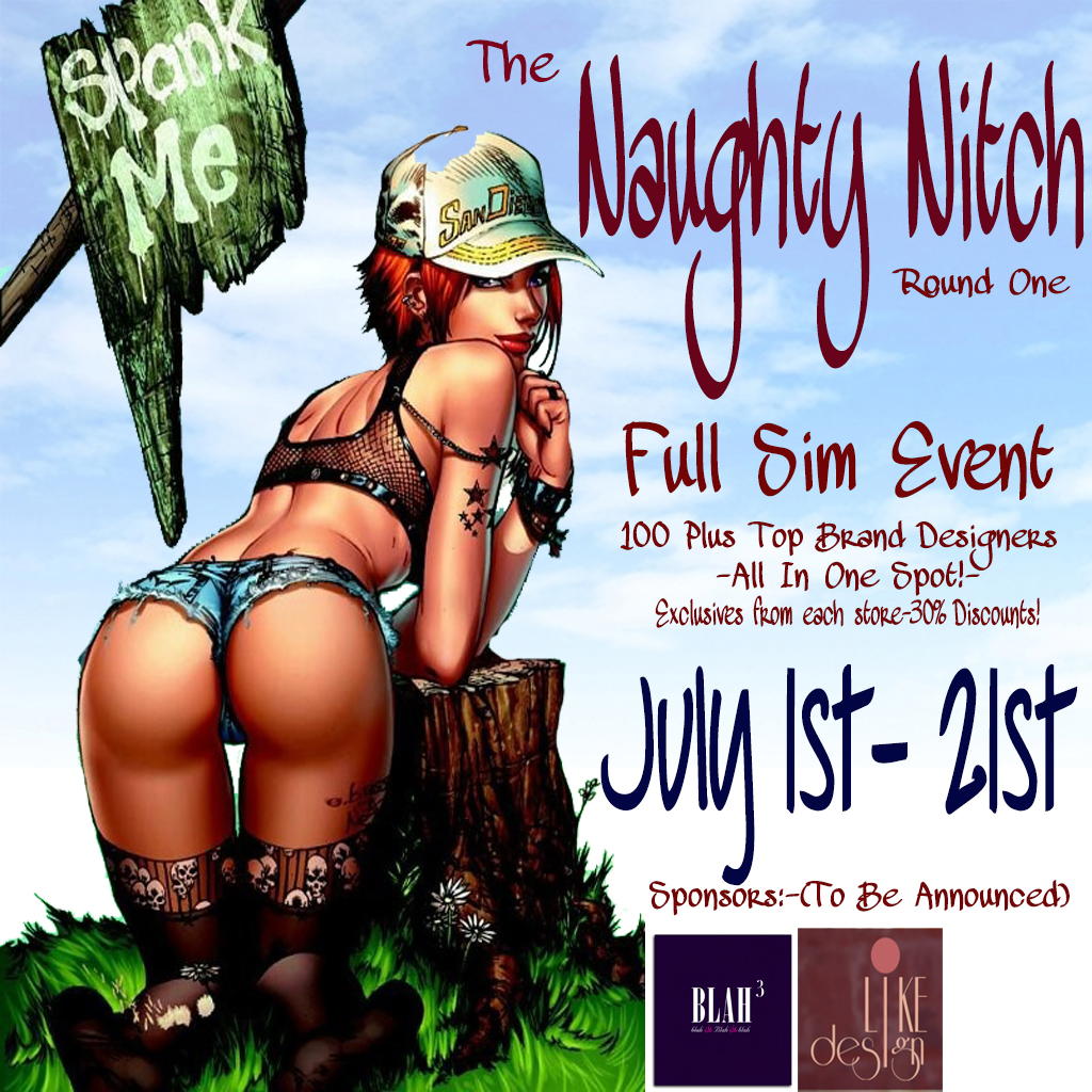 The Naughty Nitch Fashion Fair