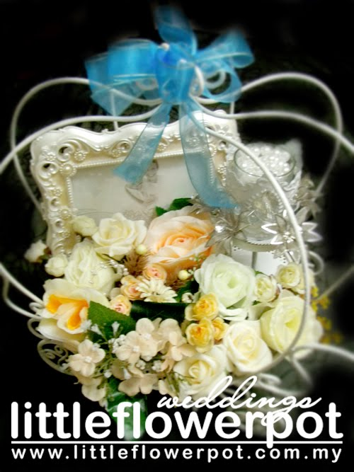 artfical wedding flowers