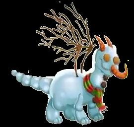 imagen de swow man dragon