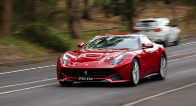 2016 Ferrari F12 Berlinetta Specs and Release Date